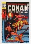 Conan the Barbarian #5 VF- (7.5)