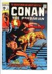 Conan the Barbarian #5 F/VF (7.0)