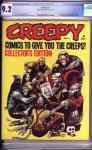 Creepy #1 CGC 9.2