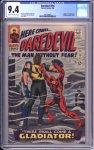 Daredevil #18 CGC 9.4