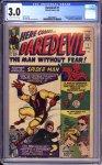 Daredevil #1 CGC 3.0