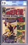 Daredevil #1 CGC 7.5