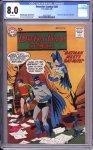 Detective Comics #267 CGC 8.0