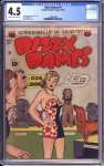 Dizzy Dames #1 CGC 4.5