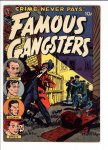 Famous Gangsters #1 VF- (7.5)