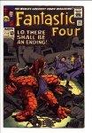 Fantastic Four #43 VF (8.0)