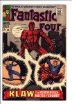Fantastic Four #56 VF (8.0)