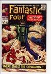 Fantastic Four #61 VF+ (8.5)