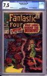 Fantastic Four #66 CGC 7.5