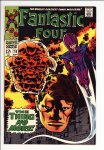 Fantastic Four #78 VF (8.0)