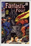 Fantastic Four #80 VF- (7.5)