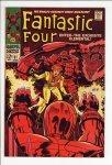 Fantastic Four #81 VF+ (8.5)
