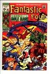 Fantastic Four #89 VF (8.0)
