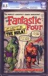 Fantastic Four #12 CGC 8.5