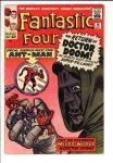 Fantastic Four #16 F+ (6.5)