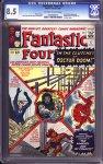 Fantastic Four #17 CGC 8.5