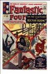 Fantastic Four #17 VF- (7.5)