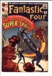 Fantastic Four #18 F+ (6.5)