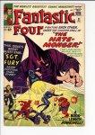 Fantastic Four #21 VF (8.0)