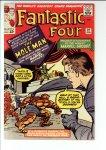 Fantastic Four #22 VF/NM (9.0)