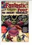Fantastic Four #24 VF (8.0)