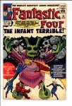 Fantastic Four #24 VF/NM (9.0)