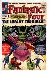 Fantastic Four #24 VF/NM (9.0)