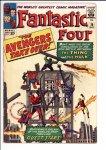 Fantastic Four #26 VG/F (5.0)