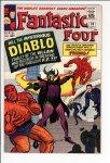 Fantastic Four #30 NM- (9.2)