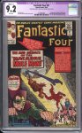 Fantastic Four #31 CGC 9.2