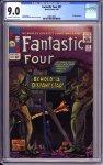 Fantastic Four #37 CGC 9.0