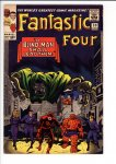 Fantastic Four #39 VF- (7.5)