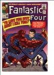 Fantastic Four #42 VF (8.0)