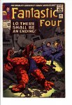 Fantastic Four #43 VF+ (8.5)