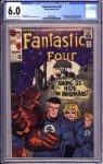 Fantastic Four #45 CGC 6.0