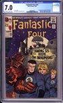 Fantastic Four #45 CGC 7.0