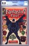 Fantastic Four #46 CGC 8.0