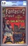 Fantastic Four #48 CGC 5.0
