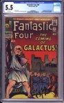 Fantastic Four #48 CGC 5.5