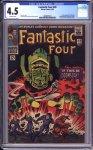 Fantastic Four #49 CGC 4.5