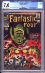 Fantastic Four #49 CGC 7.0