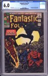 Fantastic Four #52 CGC 6.0
