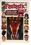 Fantastic Four #54 VF+ (8.5)