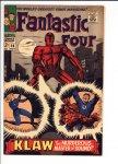 Fantastic Four #56 VF+ (8.5)