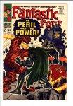 Fantastic Four #60 VF/NM (9.0)