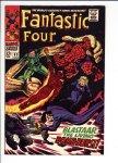 Fantastic Four #63 VF/NM (9.0)