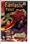 Fantastic Four #63 VF (8.0)