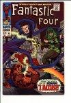 Fantastic Four #65 VF- (7.5)
