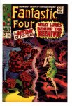 Fantastic Four #66 VF- (7.5)