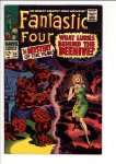 Fantastic Four #66 VF+ (8.5)